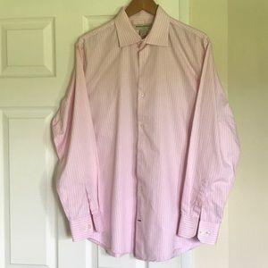 BANANA REPUBLIC Dress Shirt Large